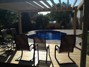 Swimming pool openings, liner instllation and renovations Kitchener / Waterloo Kitchener Area image 10