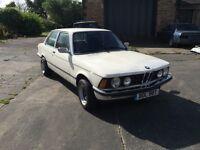 BMW e21 316 1978 LHD