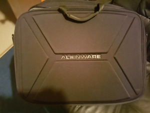 Brand New Alienware 18 inch laptop bag