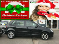 2007 VOLKSWAGEN POLO 1.4TDI 5 DOOR ( 70 BHP ) ( AA ) WARRANTED INCLUDED