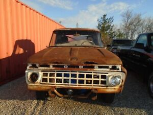 1963 Ford Project