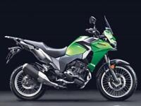 NEW KAWASAKI VERSYS X 300 MOTORCYCLE
