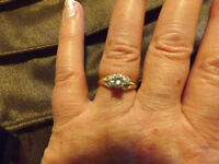 VINTAGE ENGAGEMENT RING OR JUST BECAUSE RING