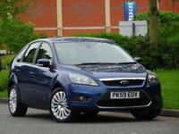 Ford Focus 1.6 2010 Titanium + YES GENUINE 31,000 MILES!! + WARRANTY + NEW MOT