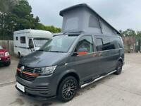 Volkswagen T6.1 Campervan Revolution Ricos - LWB - Pop Top