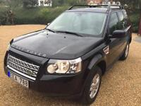 """SOLD"" 2008 LHD Land Rover Freelander 2 2.2Td4 auto MY HSE - LEFT HAND DRIVE"