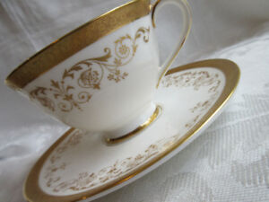 7 footd cup.saucers  Belmont.Royal Doulton.replacements.com$40ea
