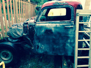 1953 rat rod project. London Ontario image 2