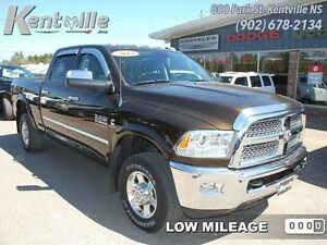 2013 Ram 2500 Laramie  - Bluetooth -  SiriusXM -  power windows