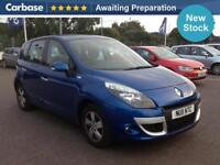 2011 RENAULT SCENIC 1.5 dCi 110 Dynamique TomTom 5dr MPV 5 Seats