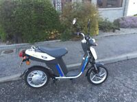 Yamaha EC03 - Electric Scooter - Japanese Build Quality