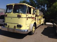 Cool project international firetruck for sale $2500!