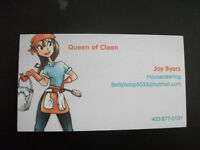 The Queen of Clean Housecleaning