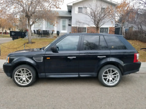 2007 Range Rover Sport Supercharged!
