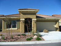 Home Rental- 40 mins from Las Vegas on a World Class Golf Course