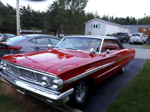 Beautiful Classic 1964 Ford Galaxie 500