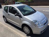 CITROEN C2 CACHET LOW MILEAGE 1 FORMER KEEPER FULL MOT FIRST TO SEE WILL BUY
