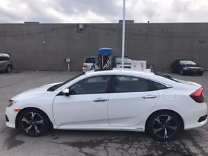 2016 Honda Civic Touring Sedan $1800 cash incentive