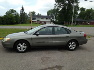 2003 Ford Taurus Sedan SE CERTIFIED & E TESTED