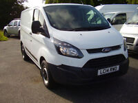 2014(14) FORD TRANSIT CUSTOM L1 290 100PS