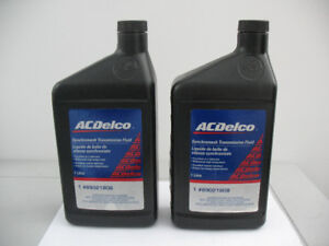 ACDelco SYNCHROMESH TRANSMISSION FLUID FOR SALE