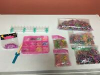 Lots of loom bands/loom/monster loom/charms/new kit/misc!!