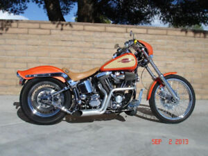 Wanted: Someone to paint my motorcycles
