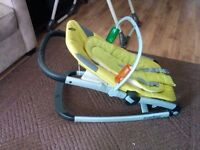 Peg perego melodia chair