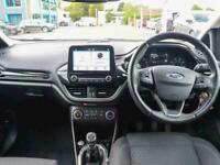 2017 Ford Fiesta 1.1 Zetec 3dr Hatchback Petrol Manual