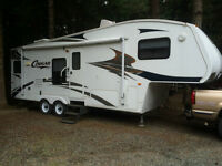 Cougar 5th Wheel Trailer For Sale