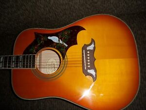 EPIPHONE DOVE ACOUSTIC ELECTRIC-REDUCED