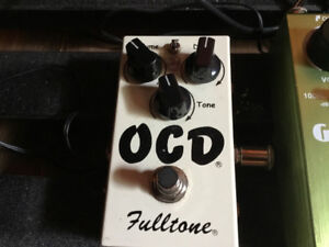 Fulltone OCD pédale distortion overdrive