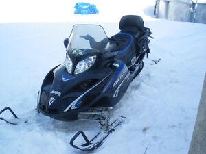 artic cat t660 turbo Saguenay Saguenay-Lac-Saint-Jean image 2