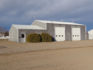 Commercial Building-Taber AB