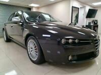 Alfa Romeo 159 1.9 JTDM Limited Edition Black 58MPG DIESEL WARRANTY 12 MONTH MOT