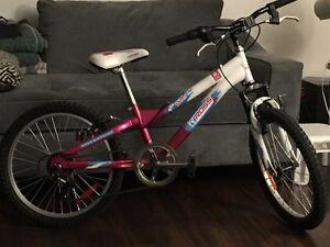 Children's 5 speed bike