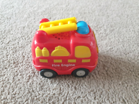 Toot toot fire engine