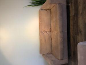 Natuzzi 3 piece couch set