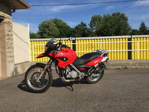 BMW F650GS Low Km