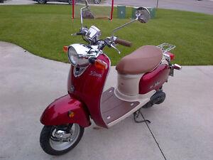 49cc Yamaha Vino Classic Scooter