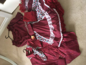 SQUARE DANCERS OUTFITS