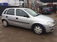 VAUXHALL CORSA 2004 1.2 16V MY LIFE PETROL - MANUAL - LOW MILEAGE