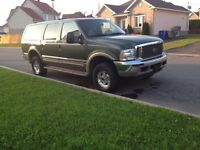 2000 Ford Excursion Diesel