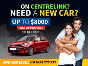 FAST CENTRELINK CAR FINANCE! East Victoria Park Victoria Park Area Preview