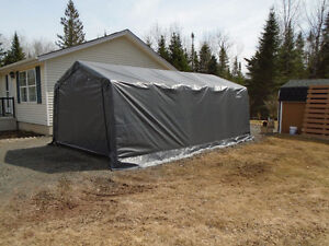 Portable Outdoor Structure