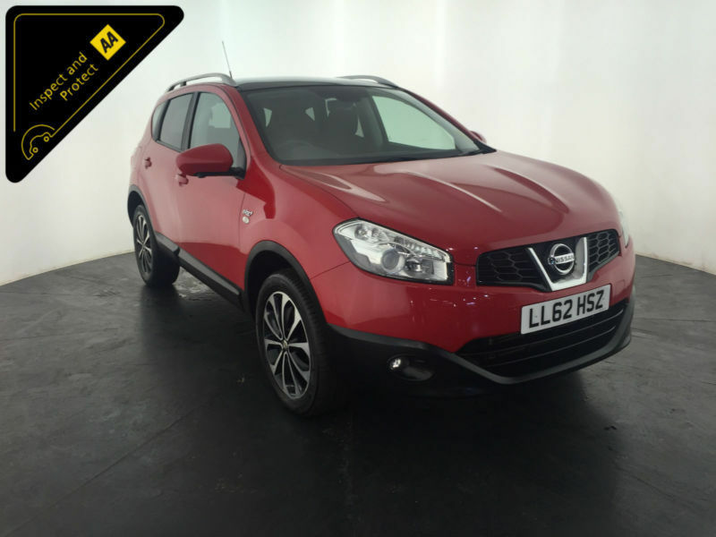 2012 62 NISSAN QASHQAI DCI N-TEC+ 1 OWNER SERVICE HISTORY FINANCE PX WELCOME