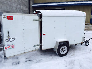 5x8 Cargo Trailer for Sale