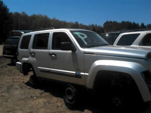 2008 Jeep Liberty (K1416) Parts Available