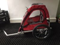 New Single Seat Bike Trailer