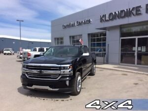 2018 Chevrolet Silverado 1500 High Country  - MyLink